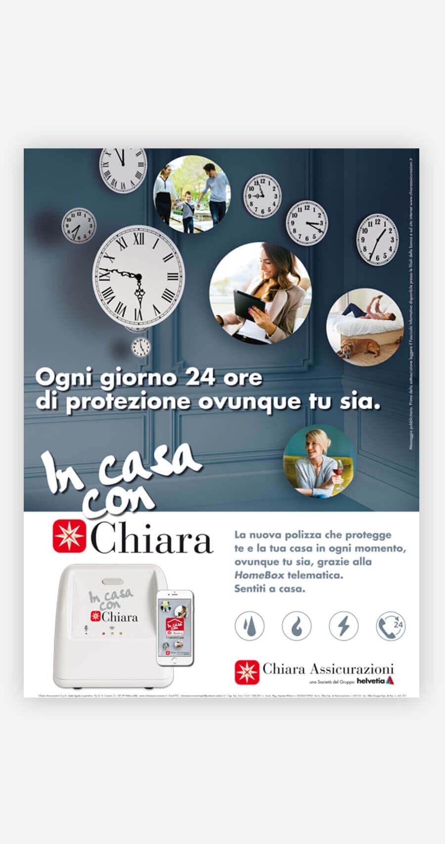 Chiara Assicurazioni INCASA